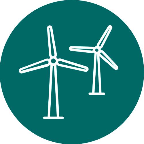 Nombre d'éoliennes